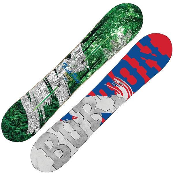 Burton Trick Pony Snowboard 150cm (forrest)