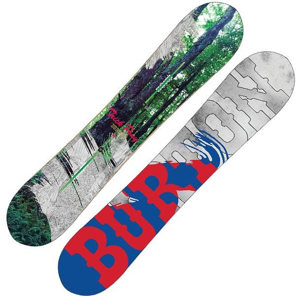 Burton Trick Pony Snowboard 154cm (forrest)