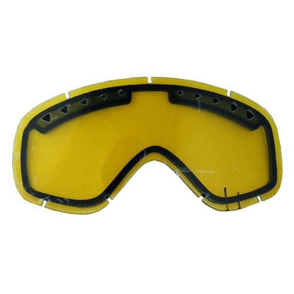 Anon Helix Lens Snowboardbrillenglas (yellow)