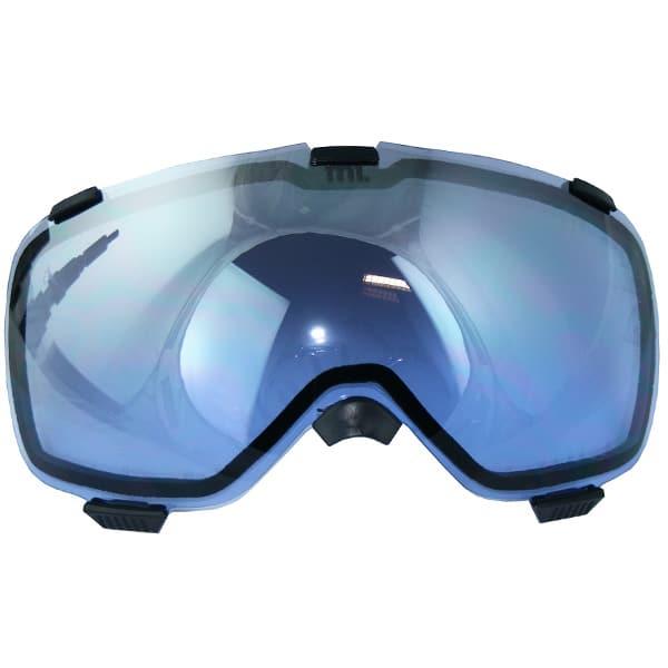 Anon M1 Lens Snowboardbrillenglas (blue silver fade)