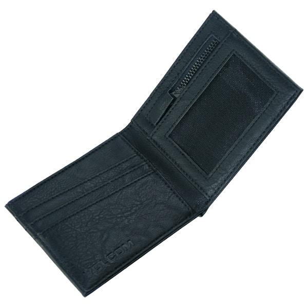 Volcom Slimestone Wallet Brieftasche (black)
