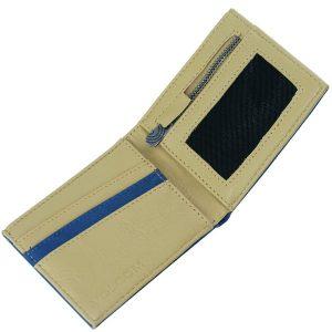 Volcom Slimestone Wallet Brieftasche (navy)