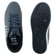 Etnies Fader LS Schuhe (dark grey black white)