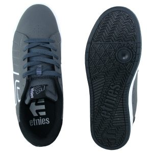 Etnies Fader LS Schuhe (dark grey black white)