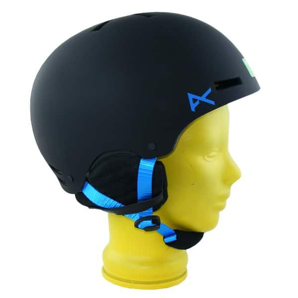 bester Kopfschutz mit Anon Raider Snowboardhelm