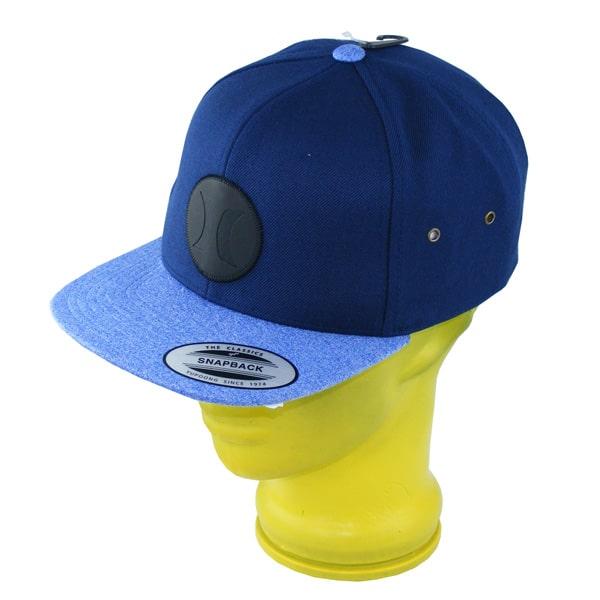 Hurley Icon Vapor 2.0 Snapback Cap (blue navy)