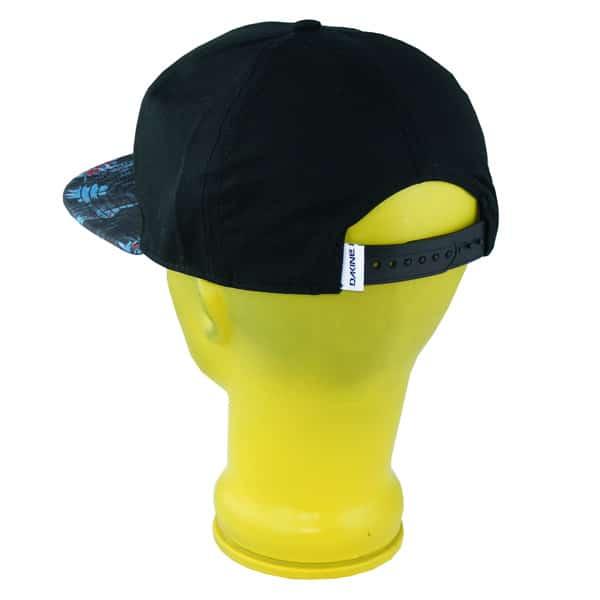 Dakine Hawaii Snapback Cap (black)