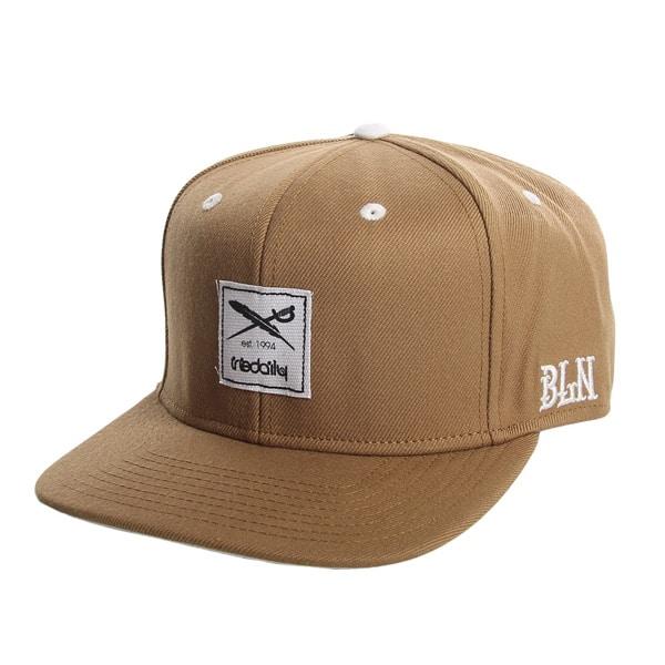 Iriedaily Snapback Cap (brown)