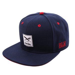 Iriedaily Snapback Cap (navy red)