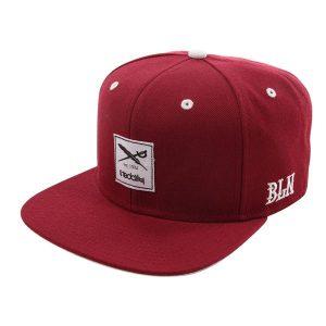 Iriedaily Snapback Cap (red white)