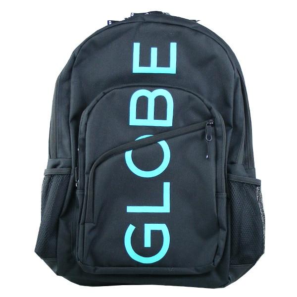 Globe Jagger Backpack Schulrucksack 30L mit auffallenden GLOBE Print