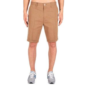 Iriedaily Golfer Chambray Short (caramel)