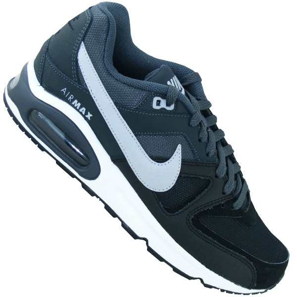 Nike Air Max Command Schuhe (black wolf grey anthracite white)