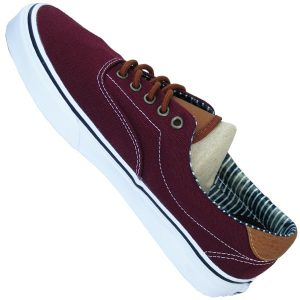 Vans Era 59 Schuhe (port royale stripe denim)