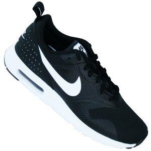 Nike Air Max Tavas Schuhe schwarz weiß