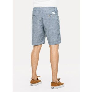 Reell Miami Chino Short (chembray blue)