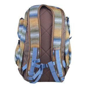 Distortion Pack Rucksack blau braun Burton
