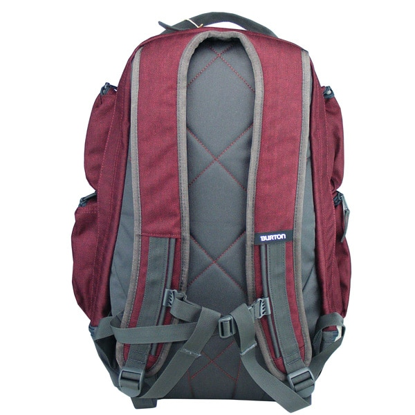 Distortion Pack Rucksack 35Liter rot