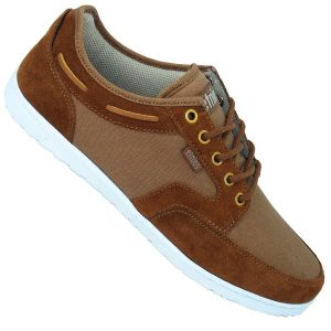 Etnies Dory Schuhe (brown white)