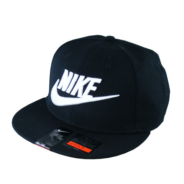 Nike Divers Snapback Cap (black)