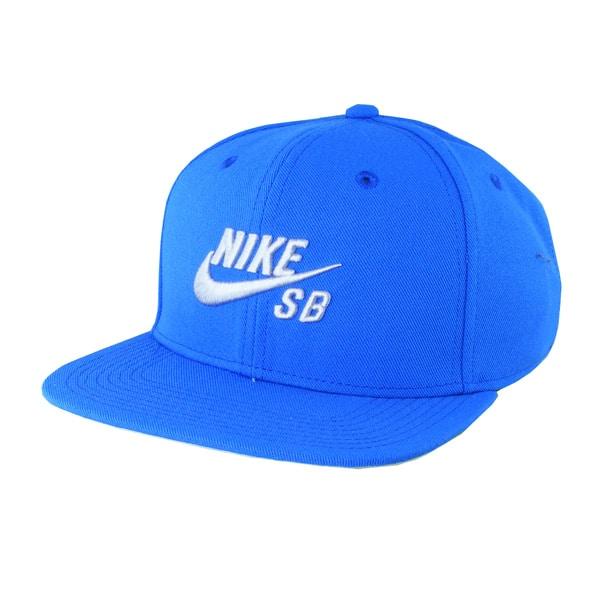 Nike Divers Snapback Cap (blue)