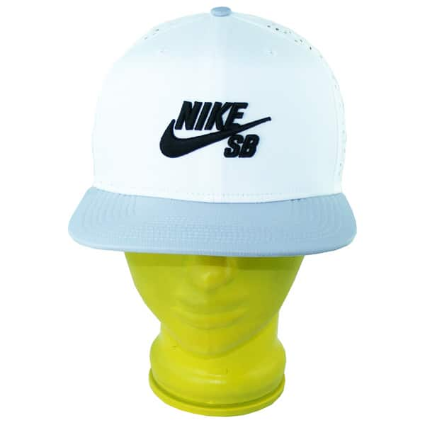 Nike SB Divers Cap (white grey)