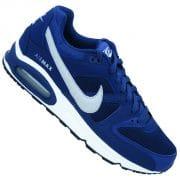 Nike Air Max Command Unisex Schuhe blau grau