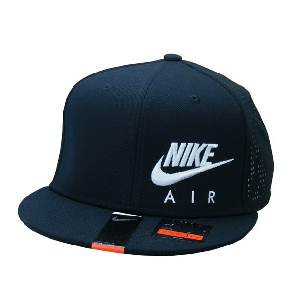 Nike Youth Air Divers Snapback Cap weiß