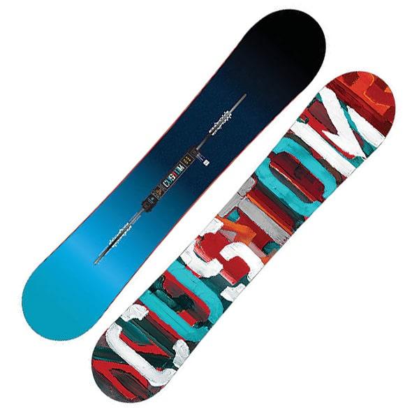 Burton Custom Flying V 148cm Snowboard (no color)