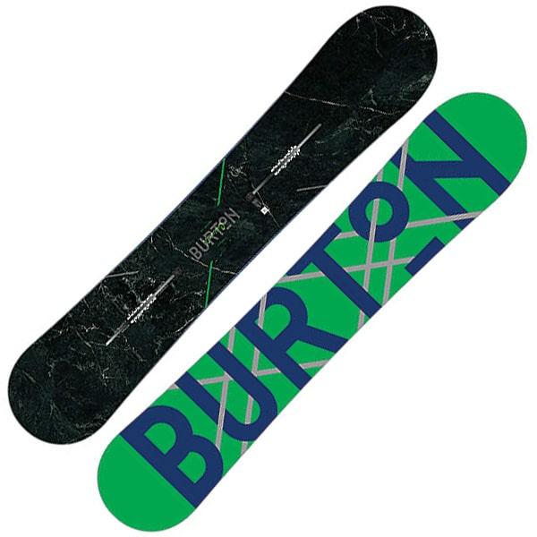 perfektes Board für den Winterurlaub