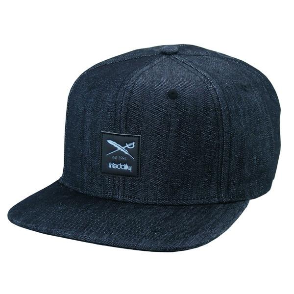 Iriedaily Exclusive Flag Snapback Cap schwarz