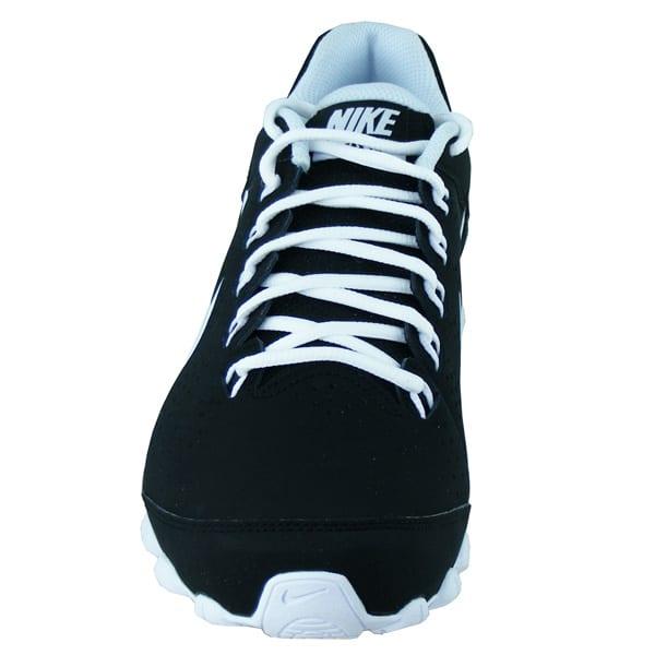 Nike Sportschuh schwarz weiss
