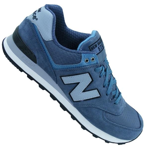 New Balance ML574 CUB Schuhe für Herren blau schwarz