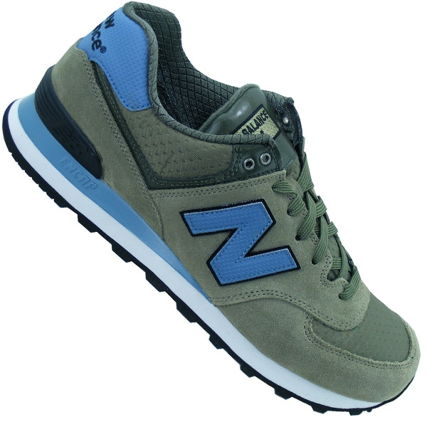 new balance blau grün