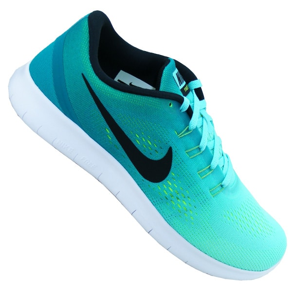 Nike Free Herren Runningschuh in cooler Farboptik