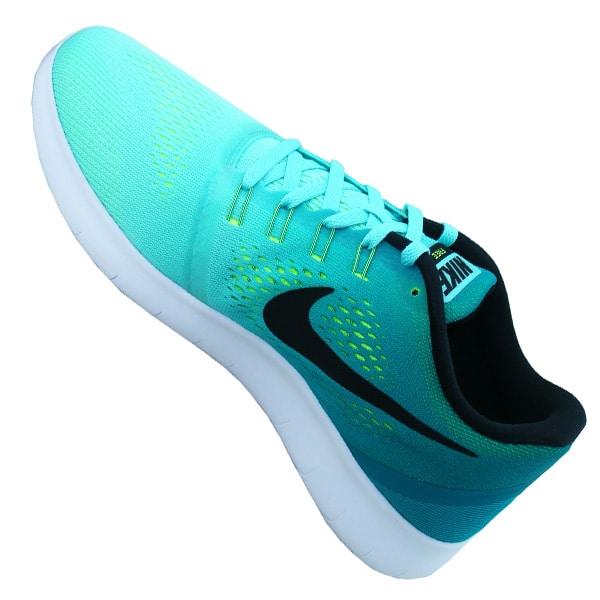 Nike Free Herren Runningschuh mit atmungsaktiven Mesh