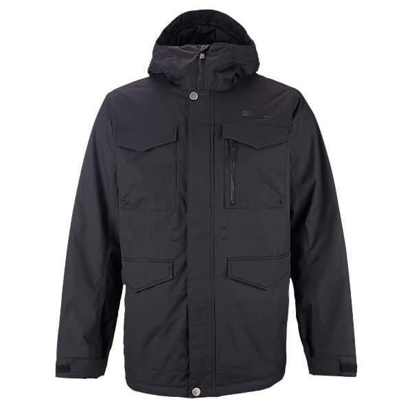 Burton Covert Jacke schwarz Snowboard