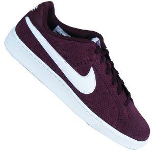 Nike Court Royale Herren Sneaker mit weißen Swoosh