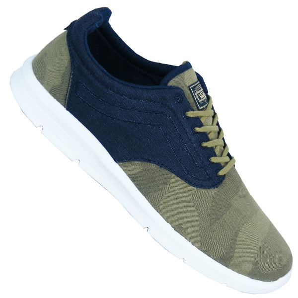 Vans Iso 1.5 Free Laufschuhe in olive night camo