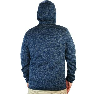 Protest Park Fleece Jacke in blau
