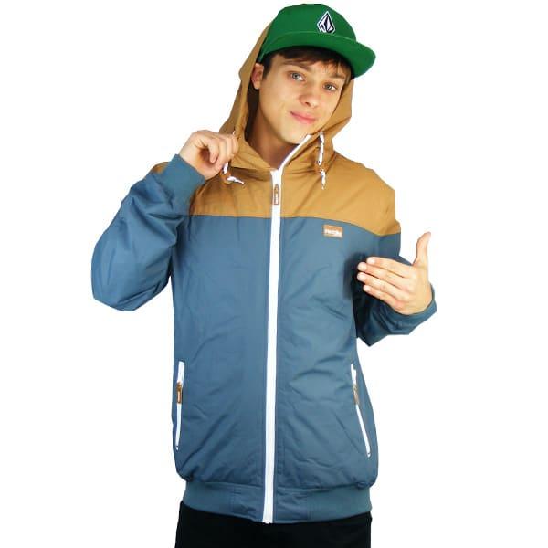 Iriedaily atmungsaktive Insulaner Jacke in schicken Farben