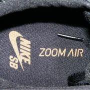 Skateboardschuhe mit Zoom Air System