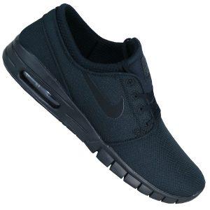 Nike Stefan Janoski Sneaker in schwarz