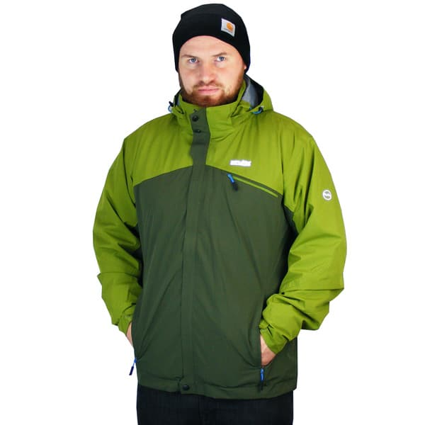 komfortable High Colorado Halifax 2in1 Herren Winterjacke