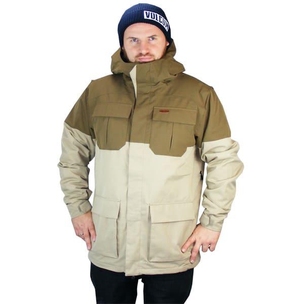 Volkom Alternate Snowboardjacke aus der aktueller Winterkollektion