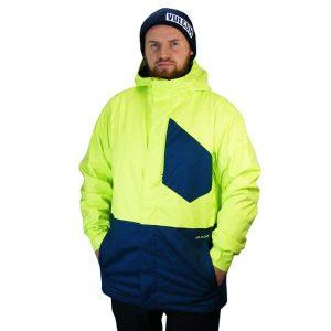 Volcom Retrospec Insulated Snowboardjacke mit vielen Features für den Winterurlaub