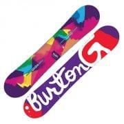 Burton Genie Snowboard Damen 2016 142cm mehrfarbig