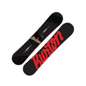 Burton Ripcord Snowboard 157cm (red blue)