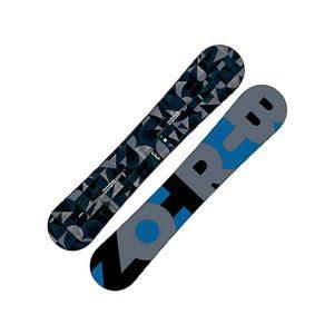 Burton Clash Snowboard 164cm wide mehrfarbig