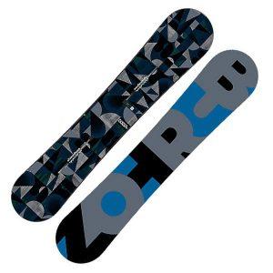 Burton Clash Snowboard 155cm (no color)